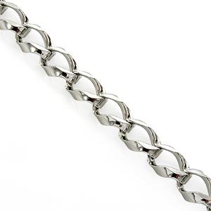 Цепочка женская серебряная Изящная
